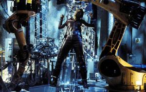 KUKA Roboter in James Bond