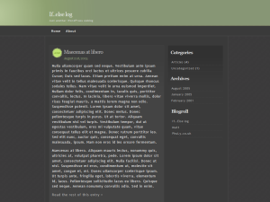 Wordpress Theme Emire